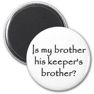 責任あ私兄弟彼の看守兄弟 マグネット