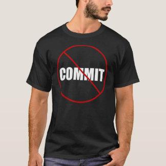 責任無し Tシャツ