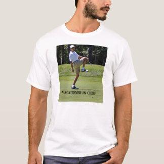 責任者の行楽客 Tシャツ