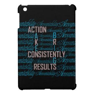 責任能力の単語の芸術の引用文のiPad Miniカバー iPad Mini カバー