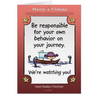 責任 カード