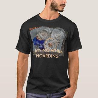 貯蔵している間運転する102_0425 Tシャツ