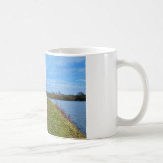 貯蔵所および運河 コーヒーマグカップ