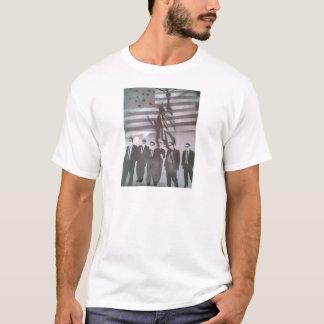 貯蔵所は米国のカスタムのスプレーの後をつけます Tシャツ