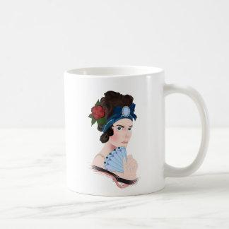 貴族 コーヒーマグカップ
