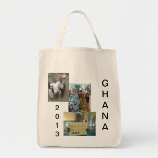 買い物袋ガーナ トートバッグ