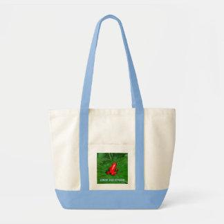 買い物袋、保存のカエル! 大学戦闘状況表示板 トートバッグ