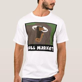 買方相場の人のTシャツ Tシャツ