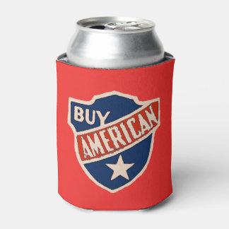 買物のアメリカ人 缶クーラー