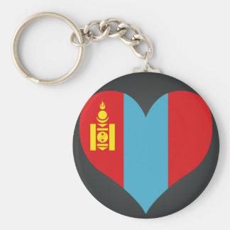 買物のモンゴルの旗 キーホルダー