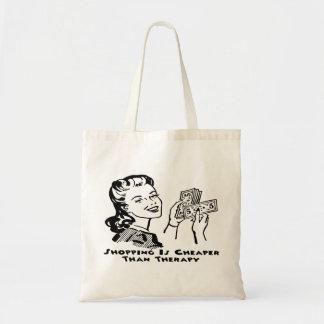 買物をするおもしろいなバッグはセラピーより安いです トートバッグ