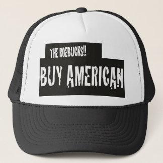 """""""買物アメリカの""""のトラック運転手の帽子 キャップ"""