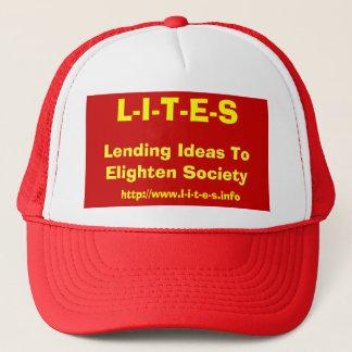 貸出のアイディアのToElightenの社会、L-I-T-E-S、ht… キャップ