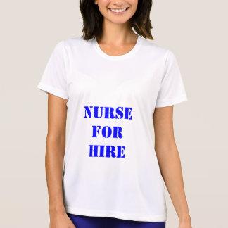 賃借りのワイシャツのためのナース Tシャツ
