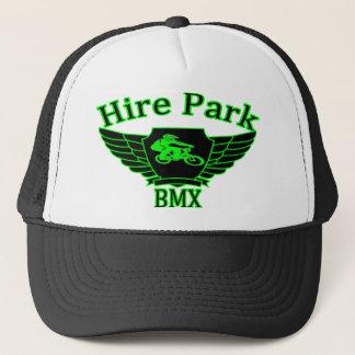 賃借り公園BMXのトラック運転手の帽子 キャップ