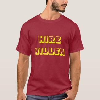 賃借りMillen Tシャツ