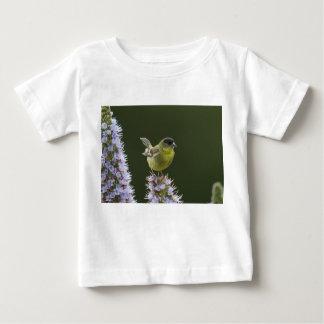 賃貸人のGoldfinch ベビーTシャツ