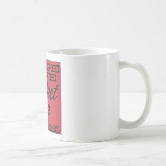 賃金愛-生命マグを保護して下さい コーヒーマグカップ