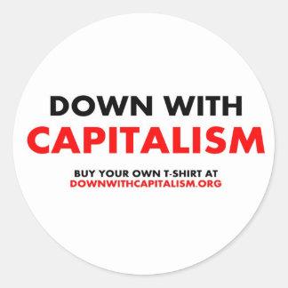 資本主義と ラウンドシール
