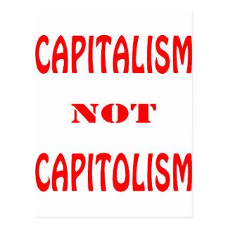 資本主義ないCAPITOLISM ポストカード