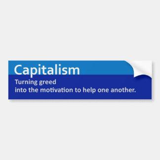 資本主義のバンパーステッカー2 バンパーステッカー