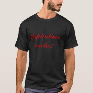 資本主義の石! Tシャツ