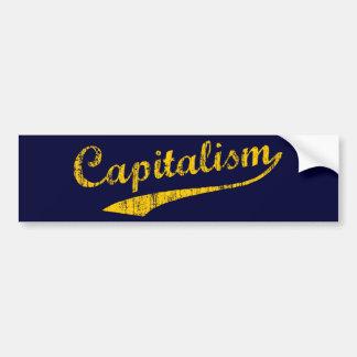 資本主義 バンパーステッカー