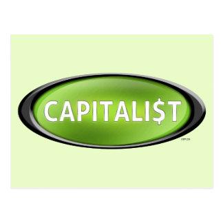 資本家 ポストカード
