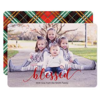 賛美された休日の挨拶状、賛美されたクリスマス カード