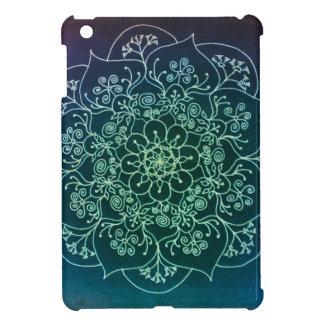 賛美された雨曼荼羅 iPad MINIケース