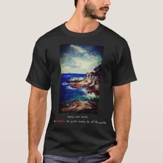 賛美歌の8:1 Tシャツ
