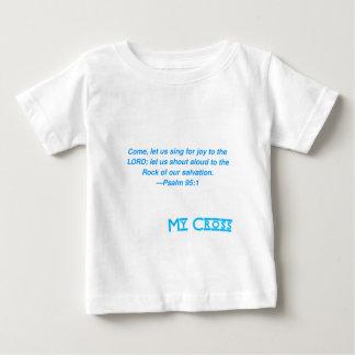 賛美歌の95:1 ベビーTシャツ