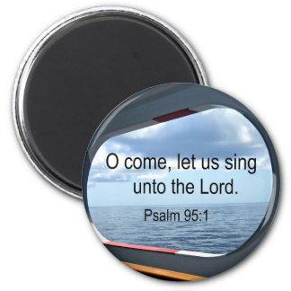 賛美歌の95:1 マグネット