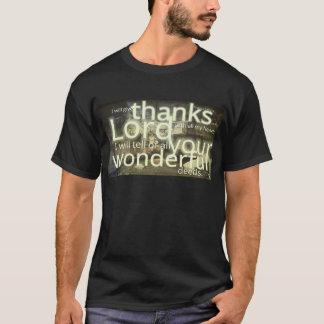 賛美歌の9:1 Tシャツ