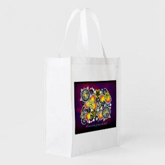 賛美歌19の天の夕べの買い物袋 エコバッグ