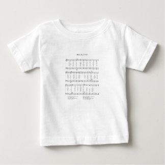 賛美歌-すばらしい優美 ベビーTシャツ