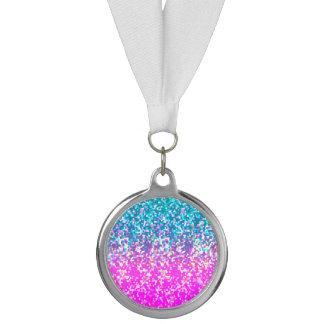 賞のグリッターのグラフィック メダル