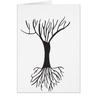 賞賛の木 カード