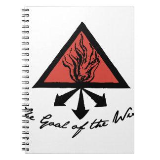 賢いのゴール ノートブック