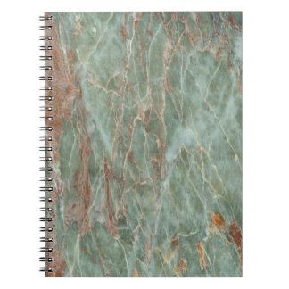 賢人および錆の大理石 ノートブック