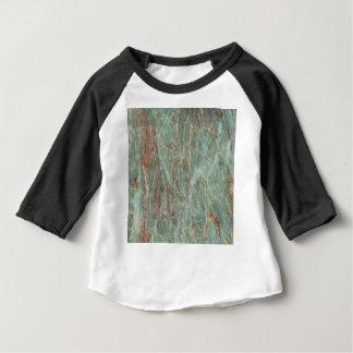 賢人および錆の大理石 ベビーTシャツ