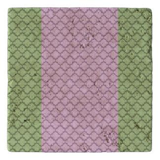 賢人及び薄紫のOrnamental Trivet トリベット