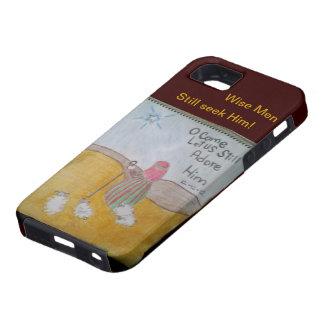 賢者はまだ彼をVibe Iphone5 (2)追求します iPhone SE/5/5s ケース