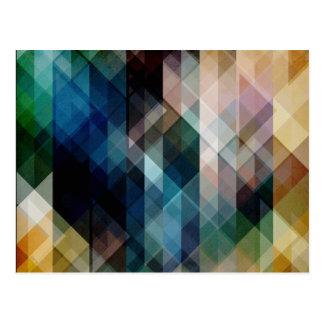 質の三角形 ポストカード