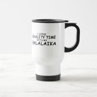 質の時間バラライカ トラベルマグ