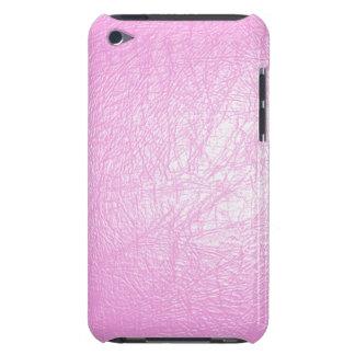 質のipod touchのピンクの革場合 Case-Mate iPod touch ケース