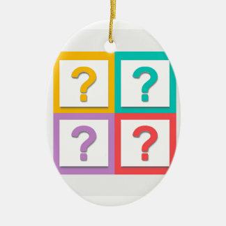 質問イメージのFash セラミックオーナメント