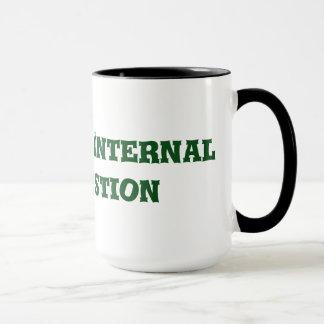 質問内部燃焼のコーヒー・マグ マグカップ
