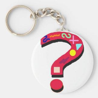 質問Keychain キーホルダー