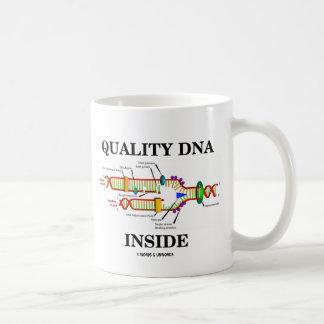 質DNAの内部(DNAの写し) コーヒーマグカップ